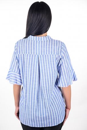 Риза с рае, подходяща за всякакви поводи.