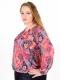 Цветна, свежа блузка подходяща за ежедневието